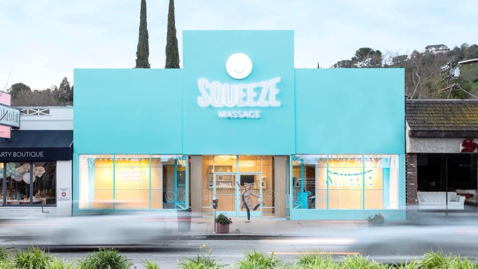 Squeeze's first location is in Studio City, California.