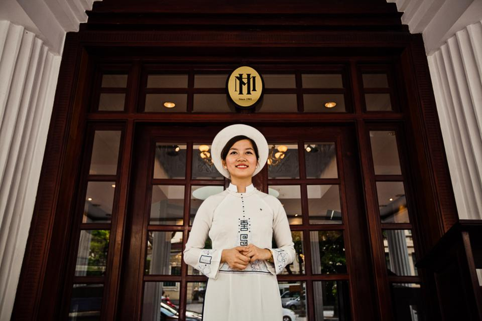 The Metropole in Hanoi welcomes discerning guests year round.
