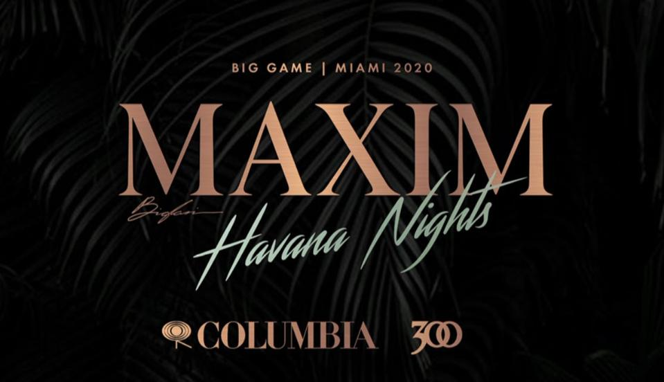 MAXIM Havana Nights