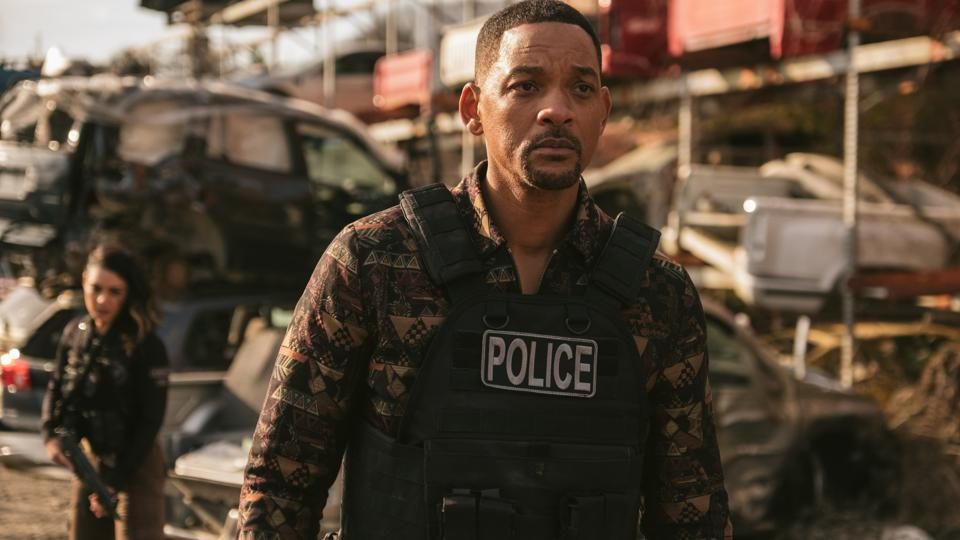 WILL SMITH and VANESSA HUDGENS in 'Bad Boys for Life'