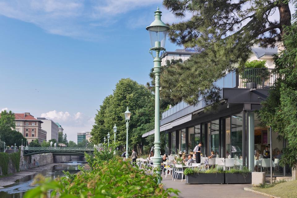 Meierei im Stadtpark Vienna