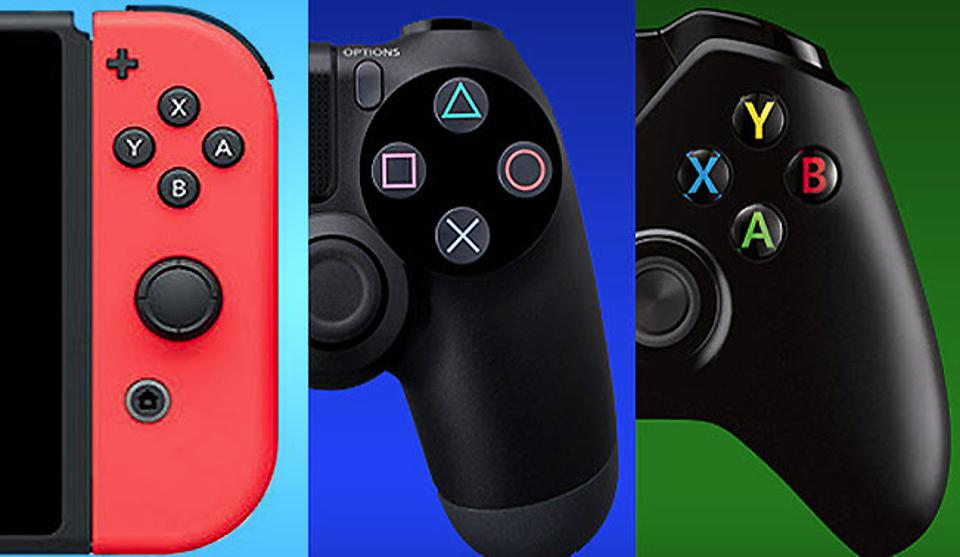 Console Sale Alert: Here Are The Best Xbox, PS4, Switch Deals [Updated]