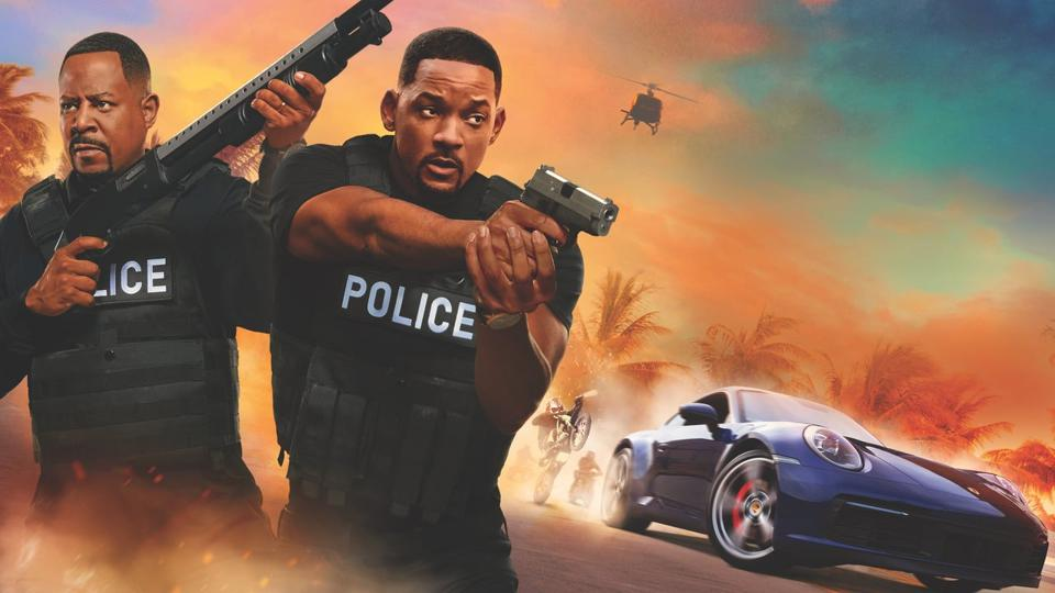 Martin Lawrence and Will Smith in Sony and Columbia's 'Bad Boys For Life'