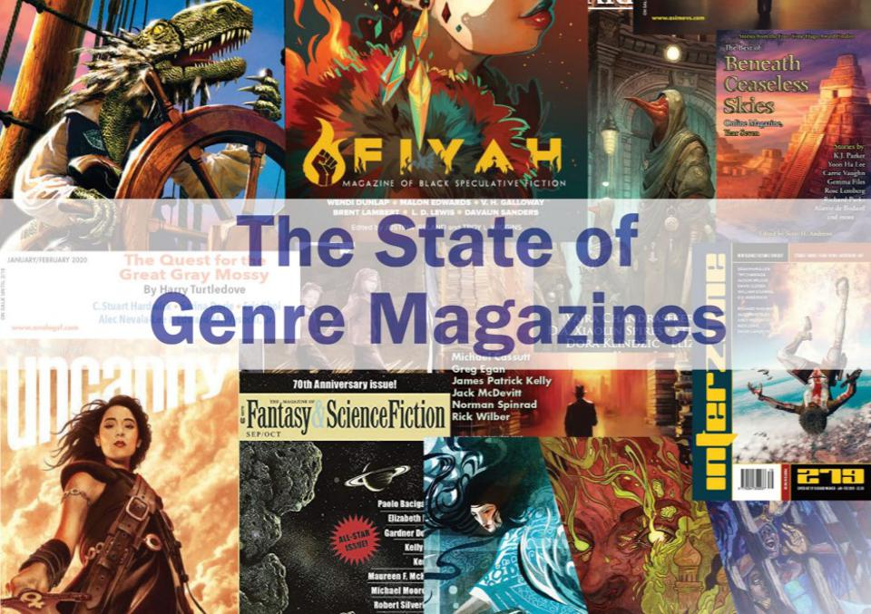 The state of genre magazines