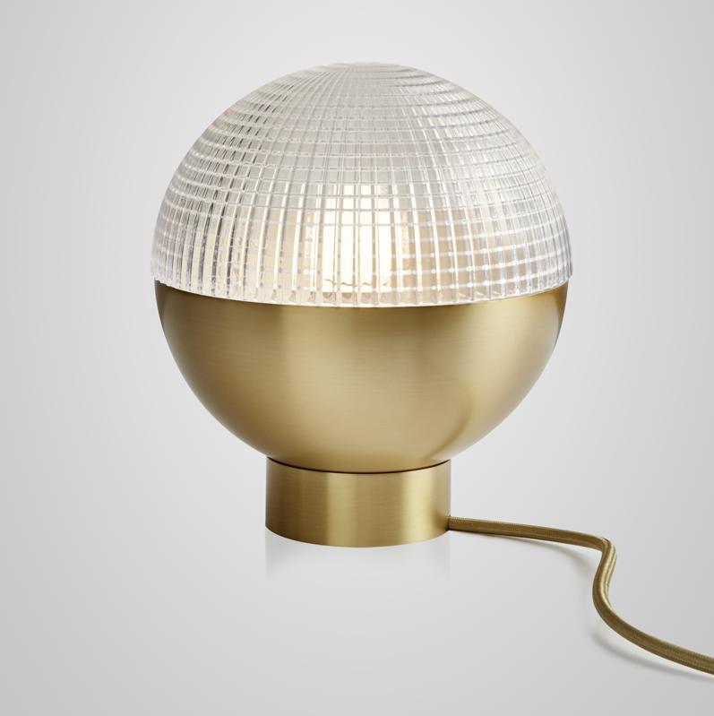 Lee Broom Lens Flair table lamp