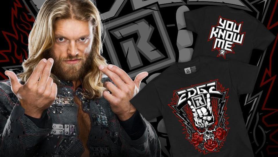 WWE Royal Rumble 2020 Edge Return