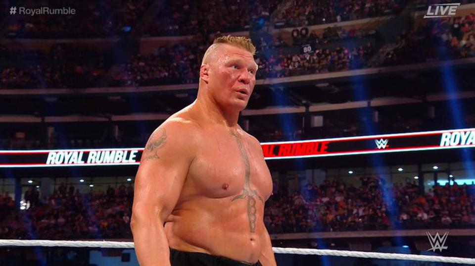 Brock Lesnar Not Performing at WWE Summerslam 2020 1