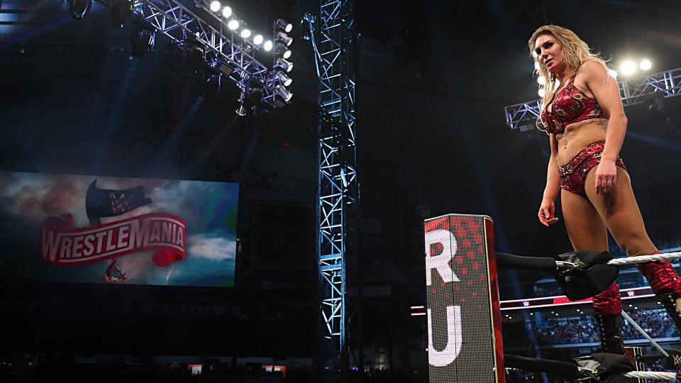 WWE Edge Royal Rumble 2020 Charlotte