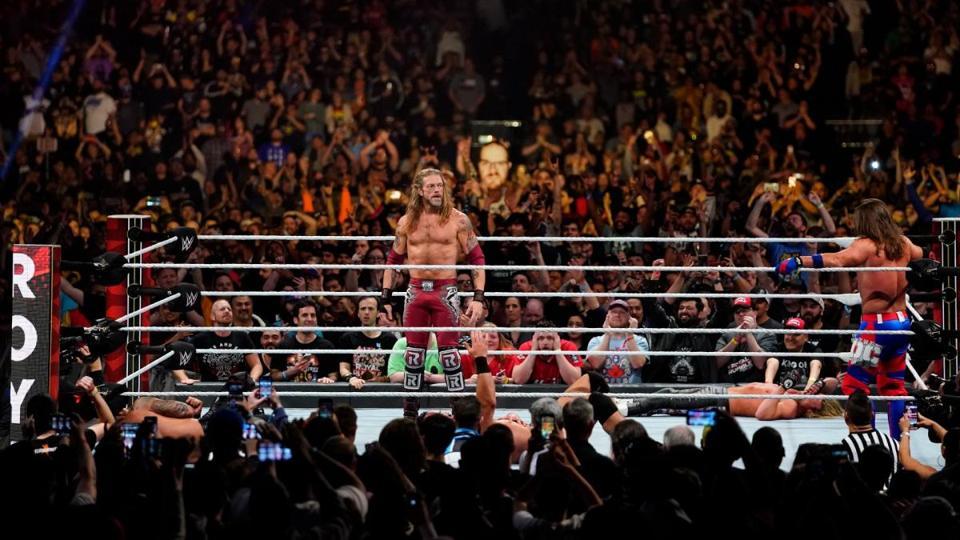 Edge WWE 2020 Royal Rumble
