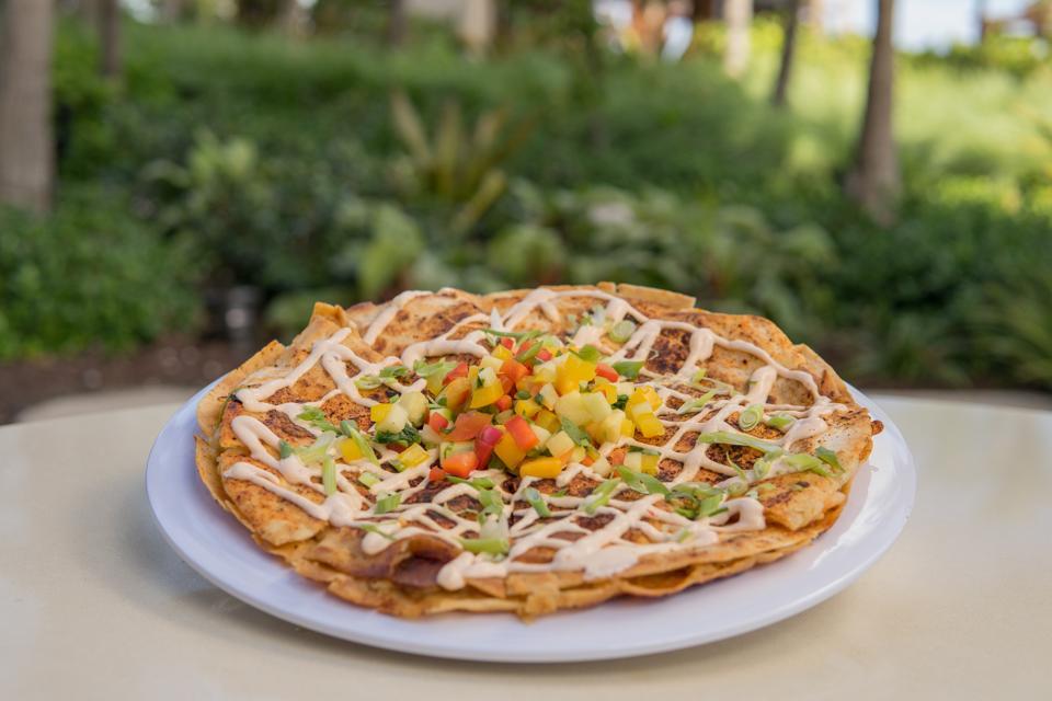 Atlantis, Paradise Island serves up culinary delights.