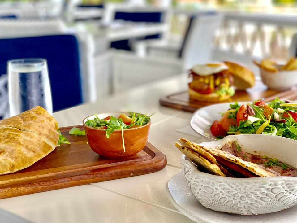 Malliouhana, Auberge Resorts Collection features delectable cuisine.