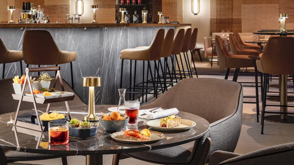 Pastamara, The Ritz-Carlton, Vienna Austria