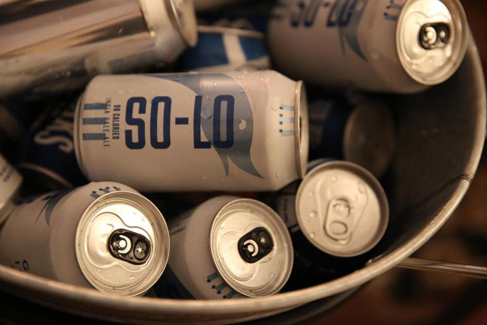 Goose Island So-Lo, a new low-alcohol beer from Anheuser-Busch.