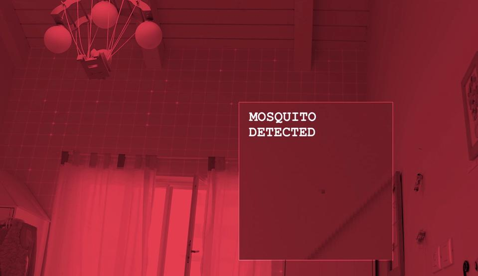 mosquito detector, ai, artificial intelligence