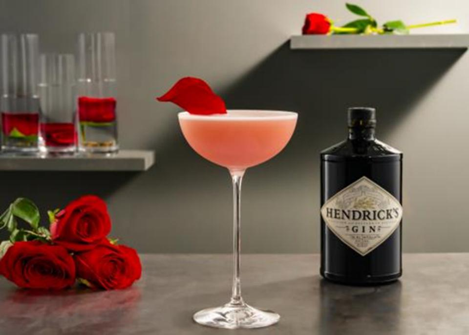 Pink Valentine's Day Cocktails To Fall In Love With