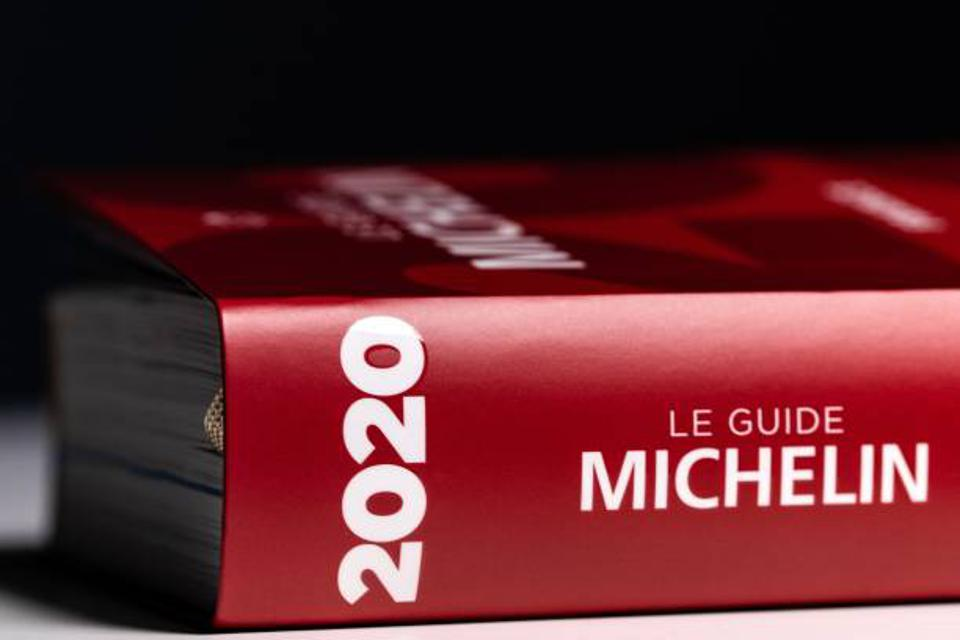 The 2020's Michelin Red Guide, the oldest European hotels and restaurants reference guide.