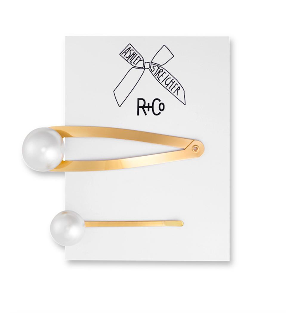 Ashley Streicher Hair Pins for R+Co
