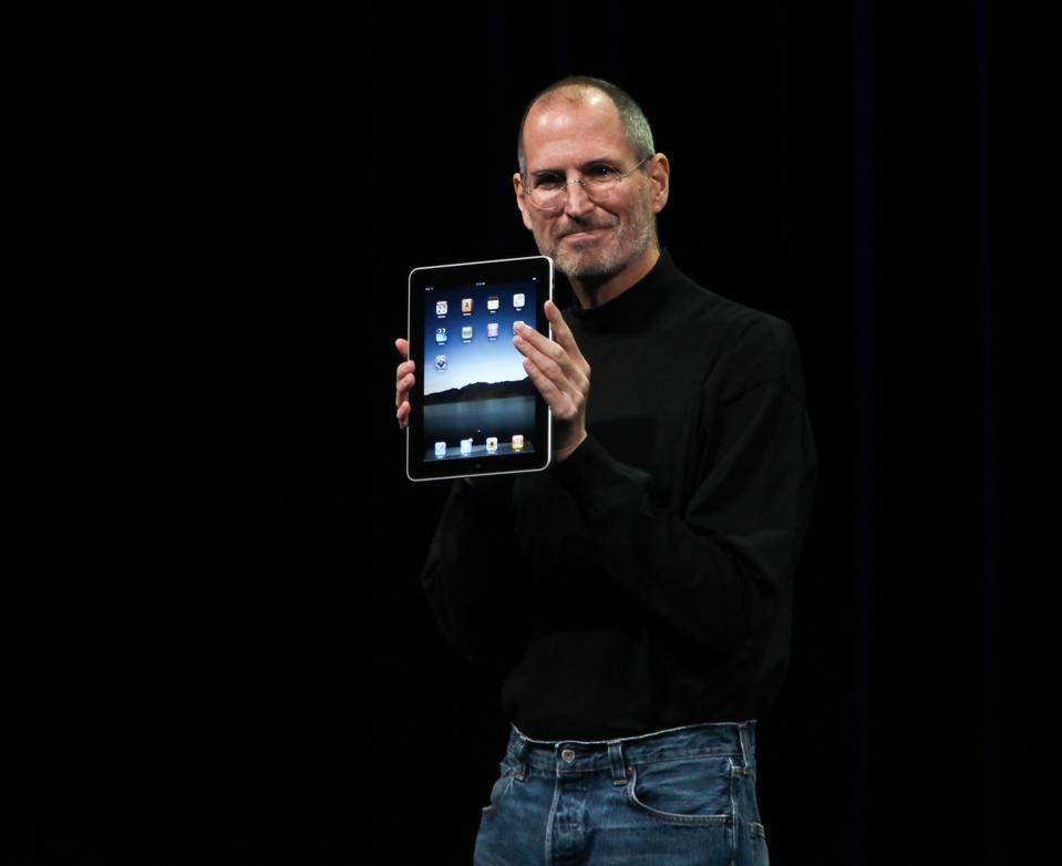 USA - Business - Steve Jobs