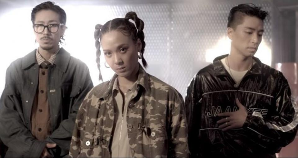 MFBTY in the video for ″Dream Catcher.″