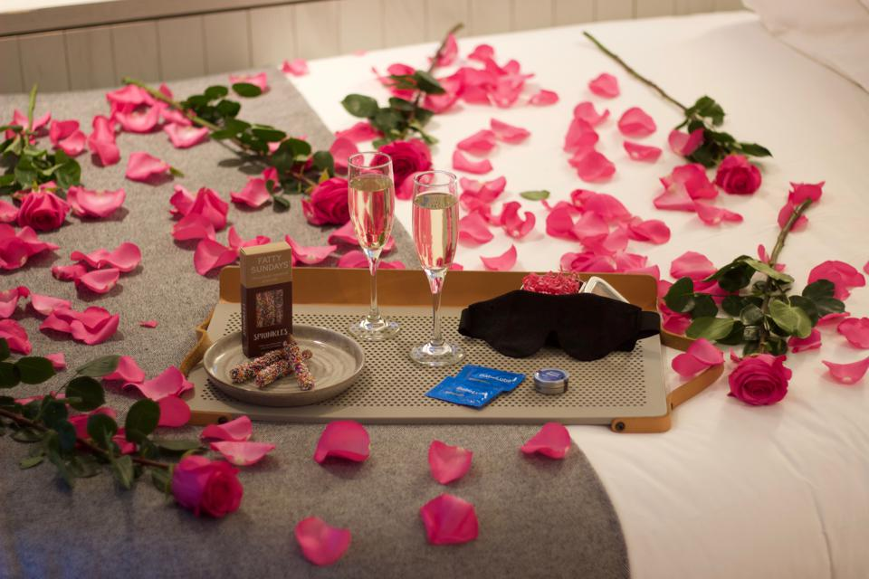 The New York City Risqué Guide To Celebrating Valentine's Day