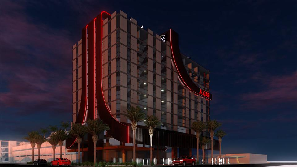 Atari signed a deal with GSD Group to build a new series of hotels