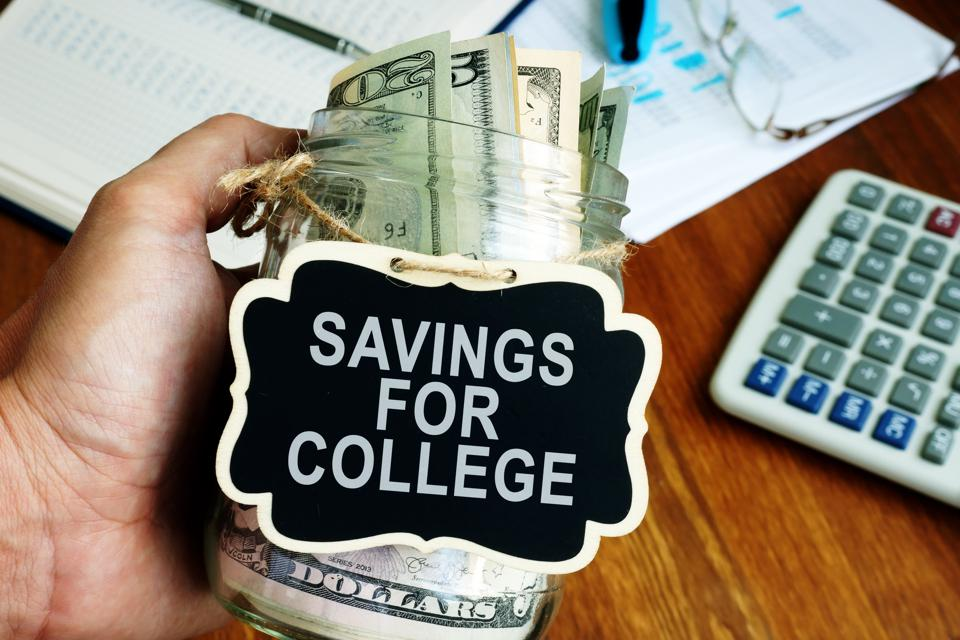 Savings for college