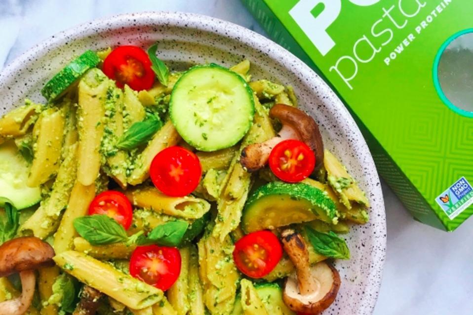 Ancient Harvest POW! Power Protein Pasta Green Lentil Penne