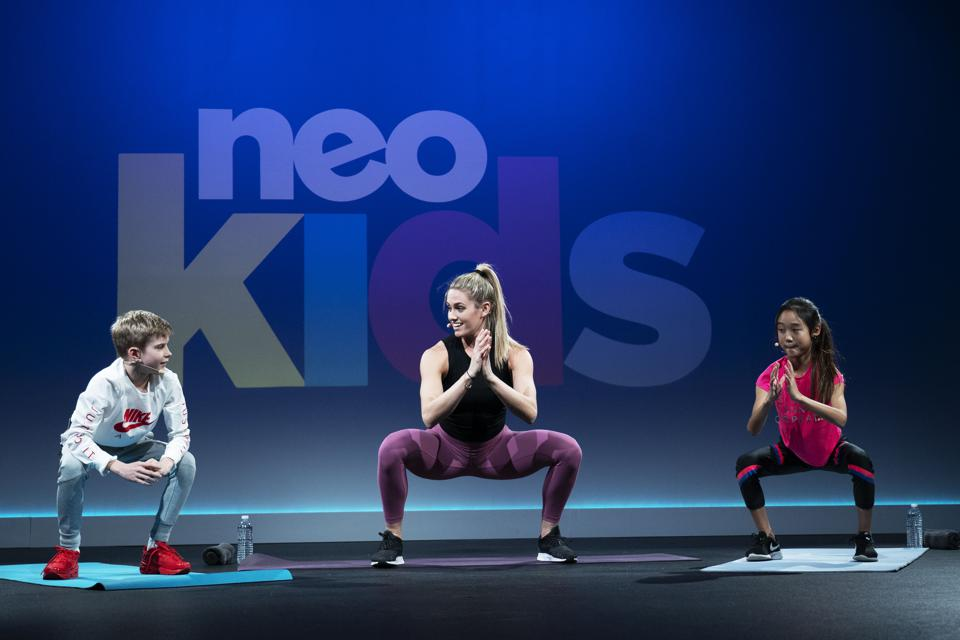 NEO Kids is the latest content offering from NEOU
