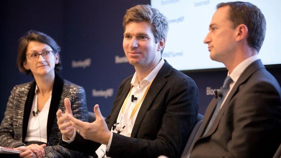 Alix Chambris, Viessmann; Toby Ferenczi, OVO Group; Matthew Hindle, Energy Networks Asstn.