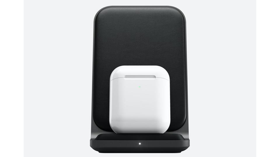 Base Station Stand with AirPods