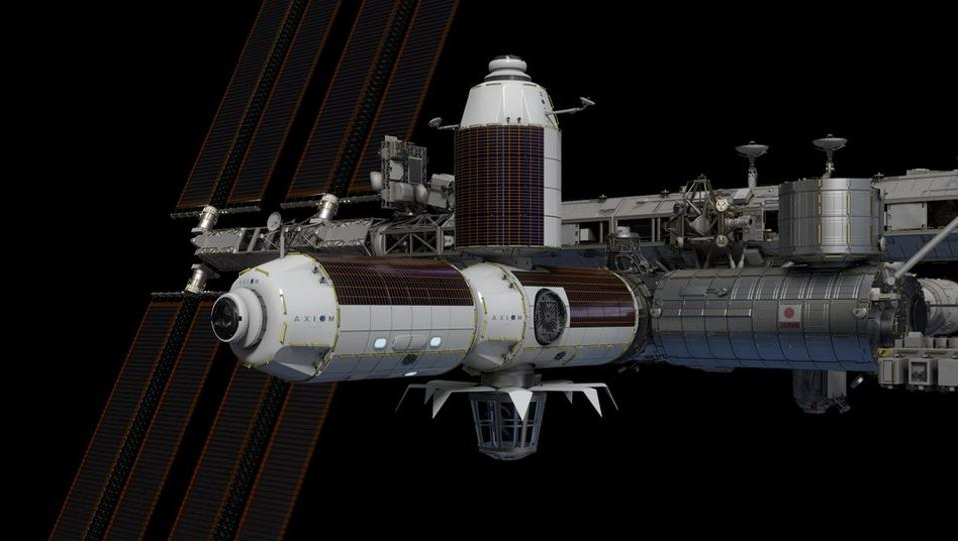 Axiom ISS modules