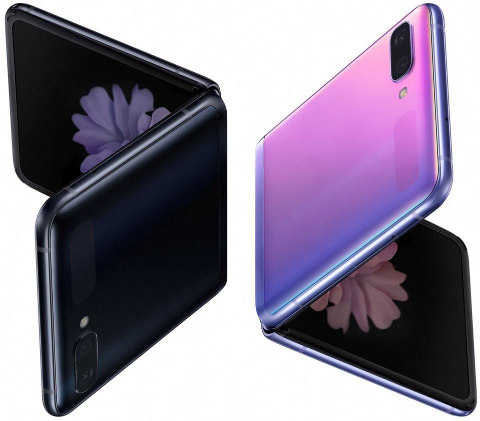 Galaxy Z Flip, Galaxy Fold 2, Galaxy Clamshell phone, Galaxy Folding phone, Galaxy S20, Galaxy S20 upgrade,