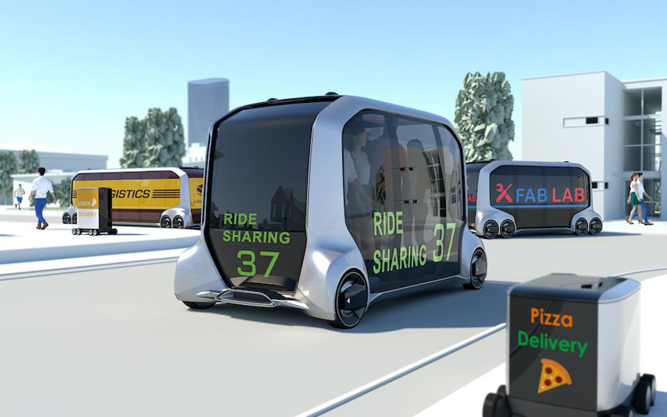 Tokyo Olympics To Coincide With Biggest Self-Driving Demonstration In History