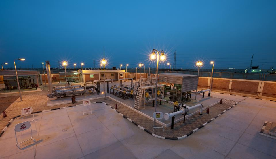 TAQA's state of the art facilities