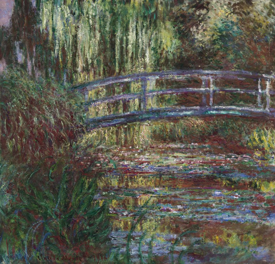 35 Monet Masterpieces, On View Together For First Time In 25 Years, Fete Light, Color, And MFA's 150th Anniversary