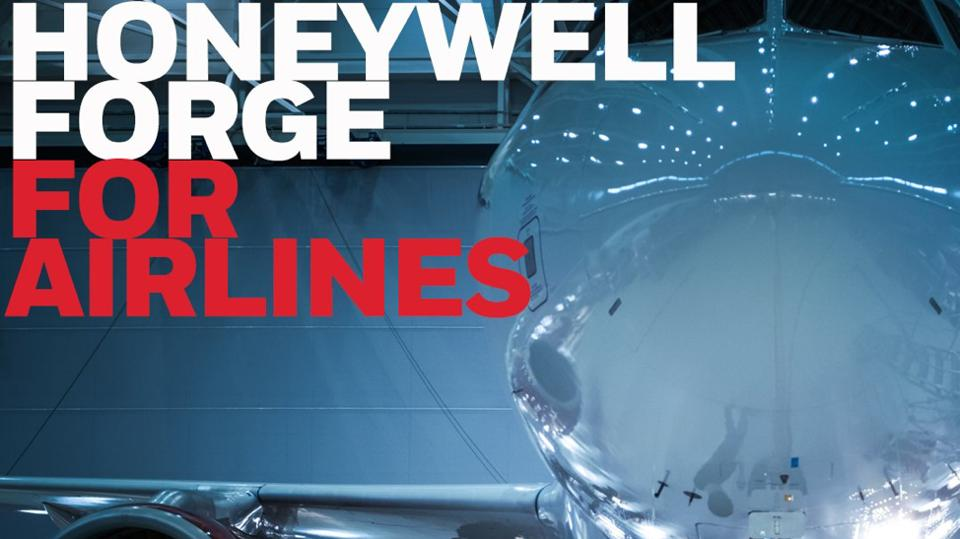 Honeywell Forge for operational technology in the aerospace industry.