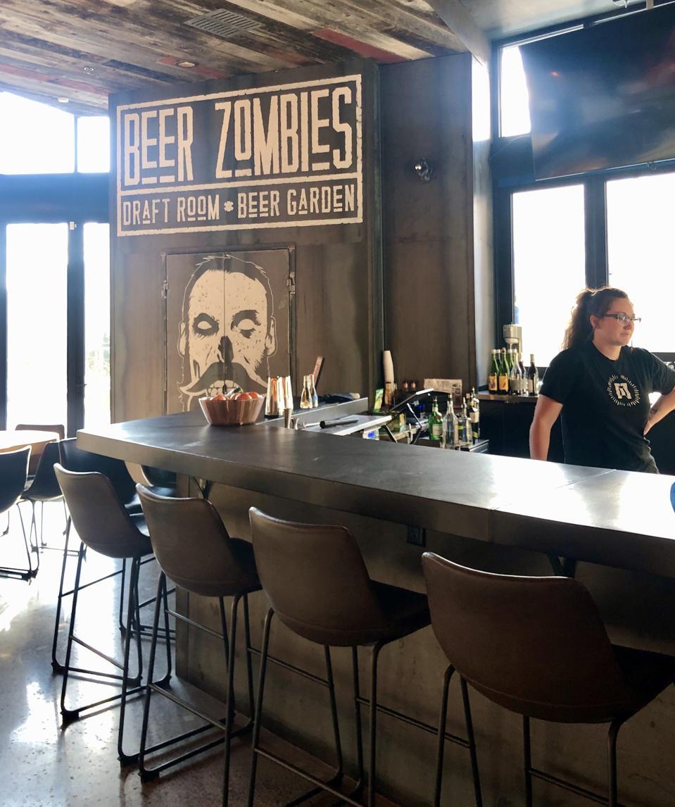 Beer Zombies
