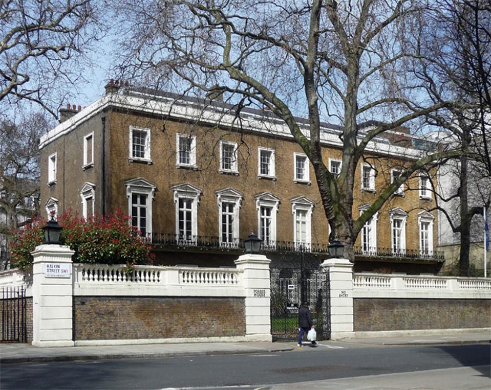 Forbes House Belgravia