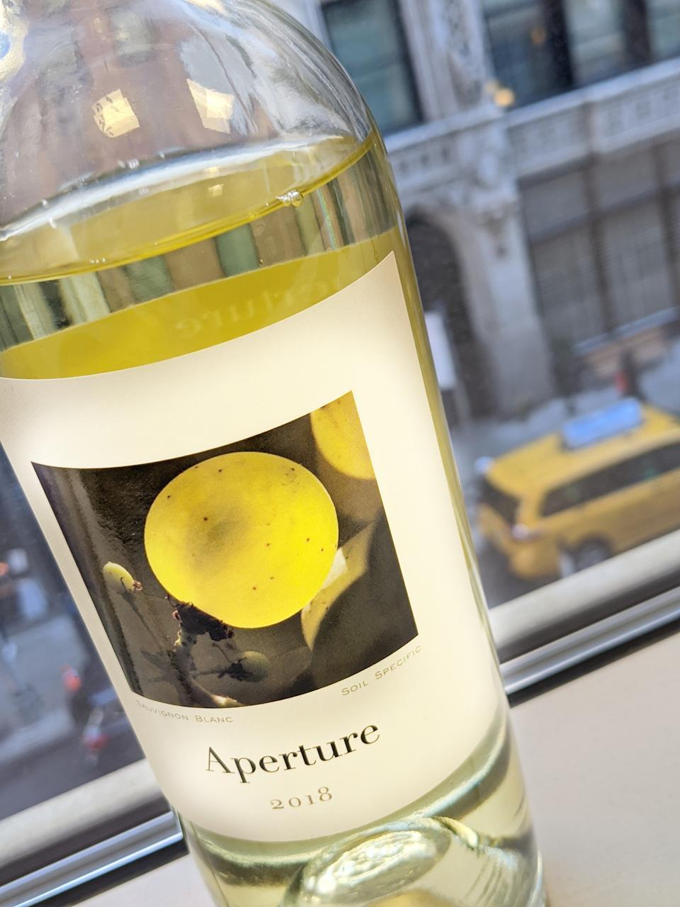 2018 Aperture Sauvignon Blanc