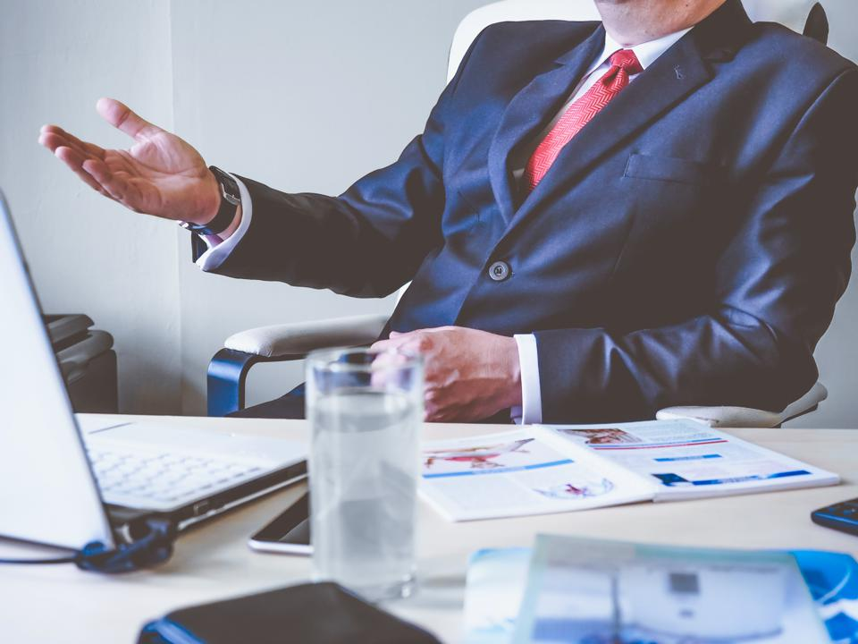 There are two key differentiators in the communication of leaders who excel at getting results.