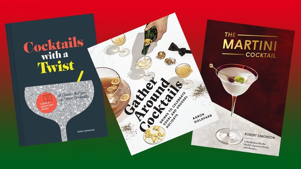 Best Cocktails Books 2019-2020