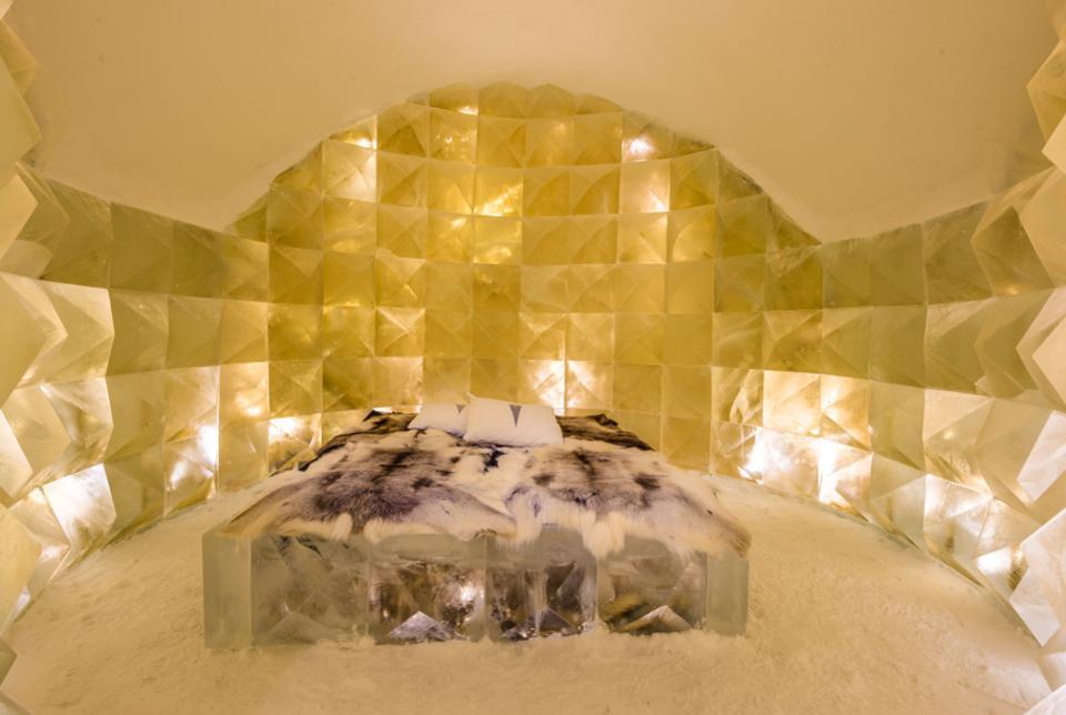 The Golden Ice Design par Nicolas Triboulot et Jean Marie Guitera