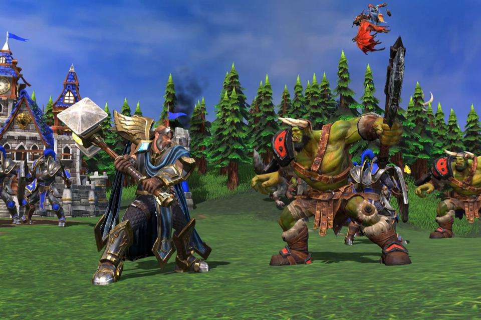 With Warcraft 3 Reforged Blizzard Is Afraid Of Another Dota 2