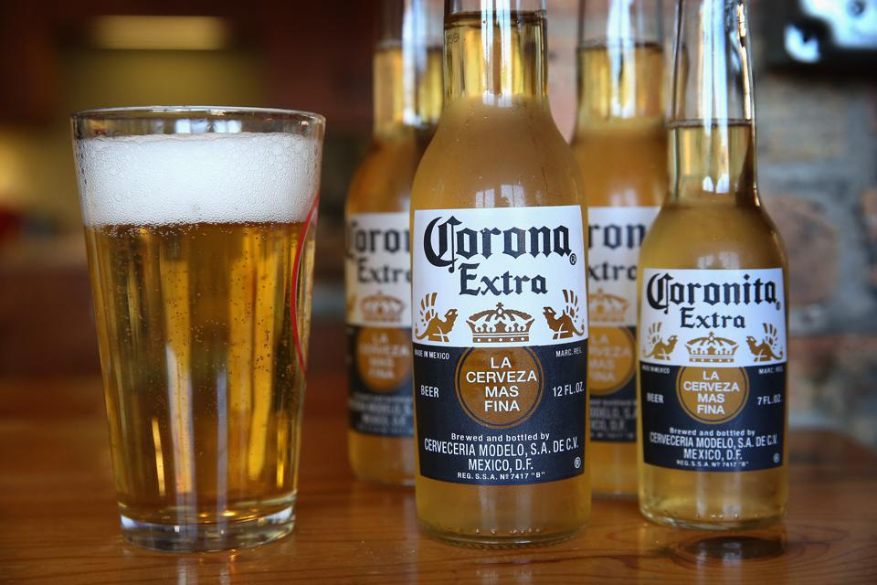 Wine Conglomerate Constellation Brands Buys Corona From  Anheuser-Busch InBev