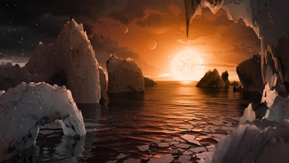 A Few Of The Spitzer Space Telescope's Coolest Discoveries