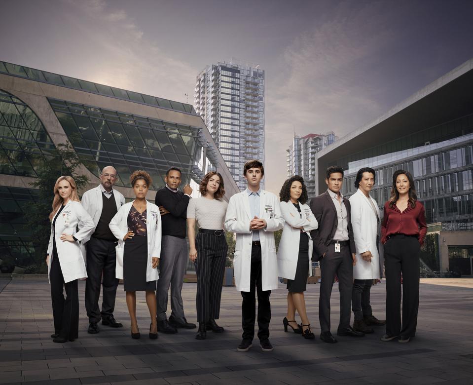 ABC Good Doctor