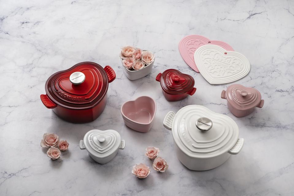 Le Creuset Heart Collection