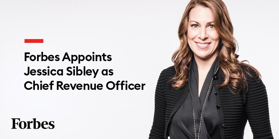 Jessica Sibley, Forbes CRO