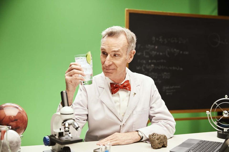 Bill Nye stars in a new Super Bowl ad for Sodastream.