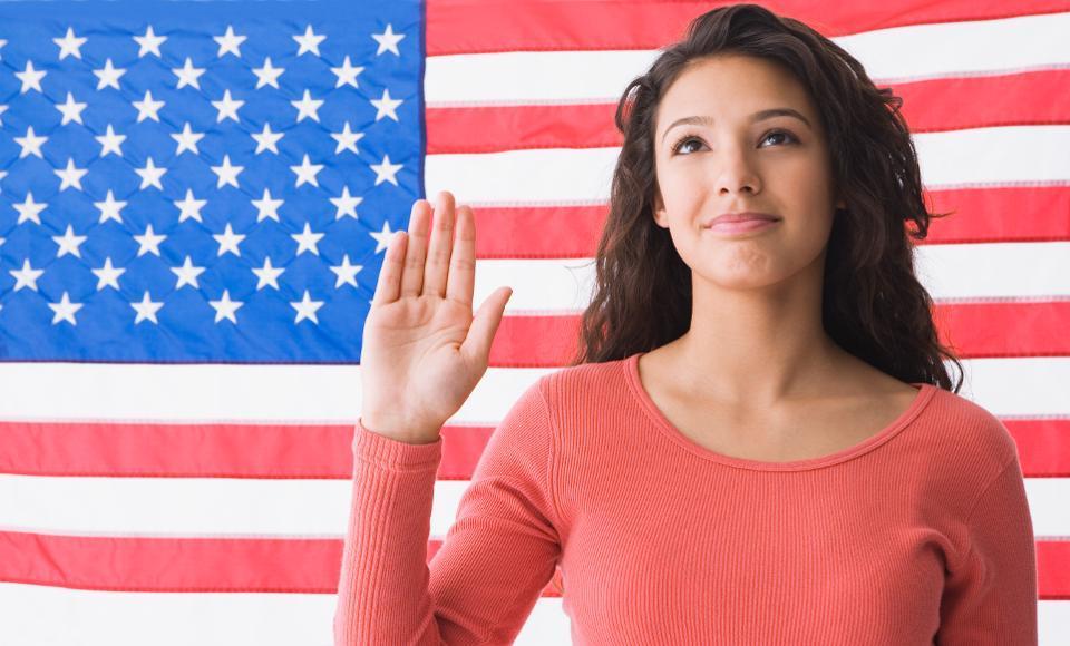 US immigrant